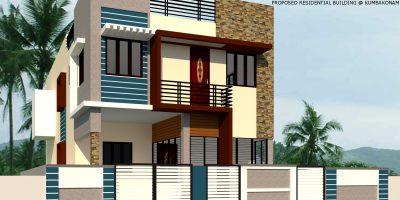 Giri homes Annal Agraharam Elevation