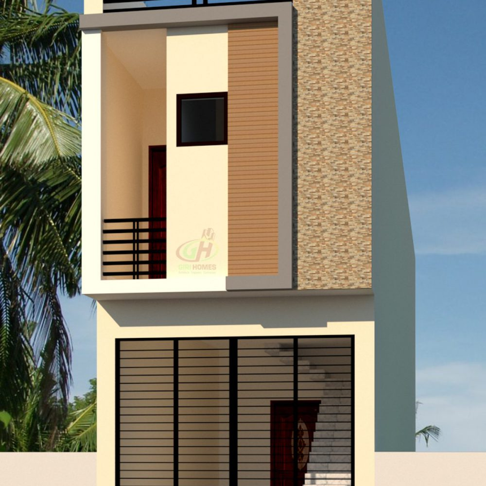 Giri homes Final Elevation